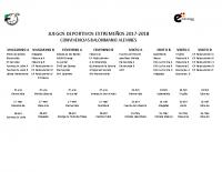 Convivencias+Alevines+y+Benjamines+2018+Con+Sedes