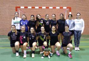Selección Cadete Femenina 2018