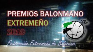 Premios al balonmano extremeño