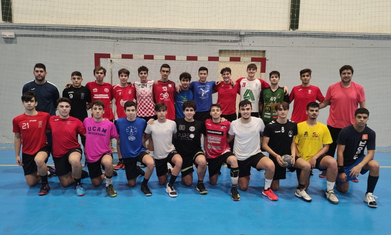 Selección Juvenil Masculina 2019